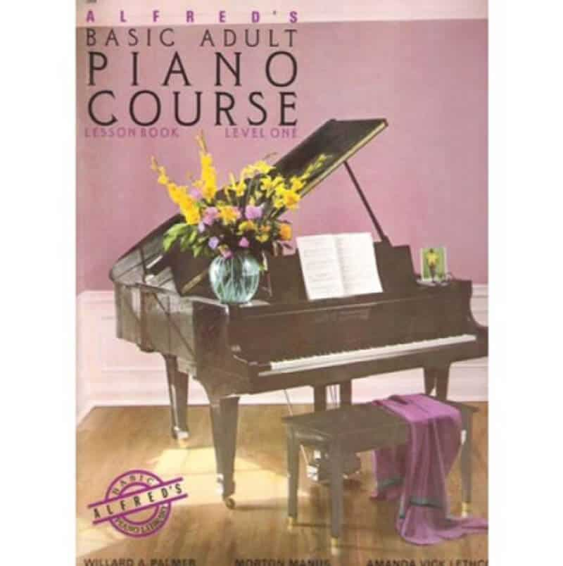 Alfred's Basic Piano Course (1)