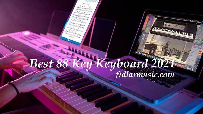 Best 88 Key Keyboard 2021 Top Brands Review