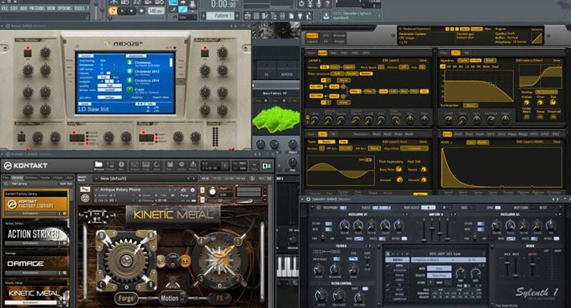 Best Free VST Synth 2021