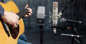 Best Microphones For Guitar Amps