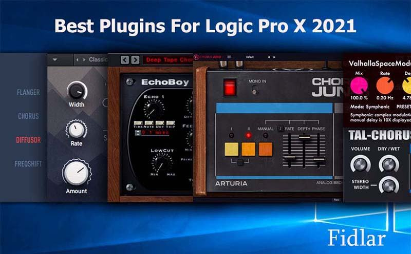 Best Plugins For Logic Pro X 2021 Top Full Review, Guide