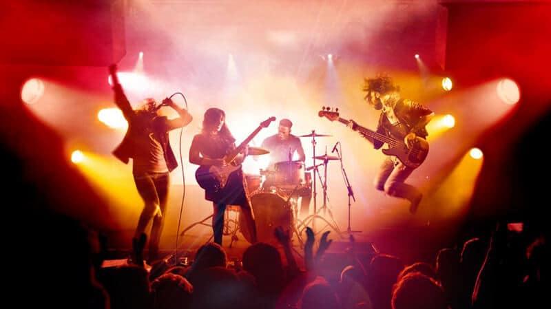 Best Rock Guitarists