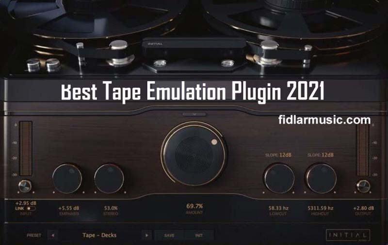 Best Tape Emulation Plugin 2021 Top Full Review, Guide