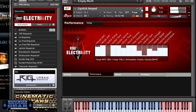 Big Fish Audio Electri6ity