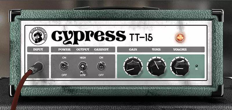 Black Rooster's Cypress TT-15