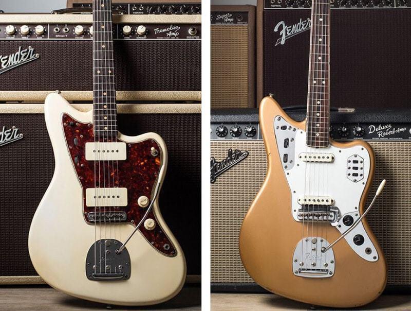 Fender Jaguar vs. Jazzmaster Deciding the Best