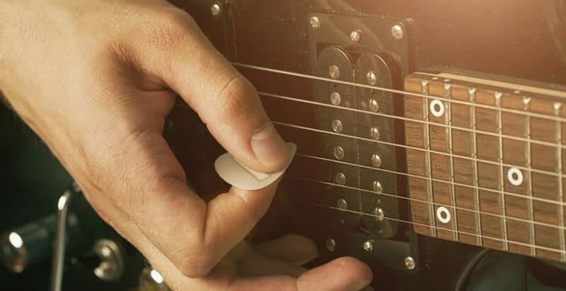 Guitar Pick Materials