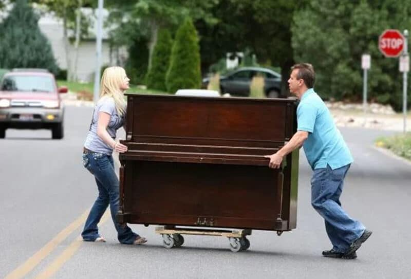 Should You Hire A Professional Piano Moving Company