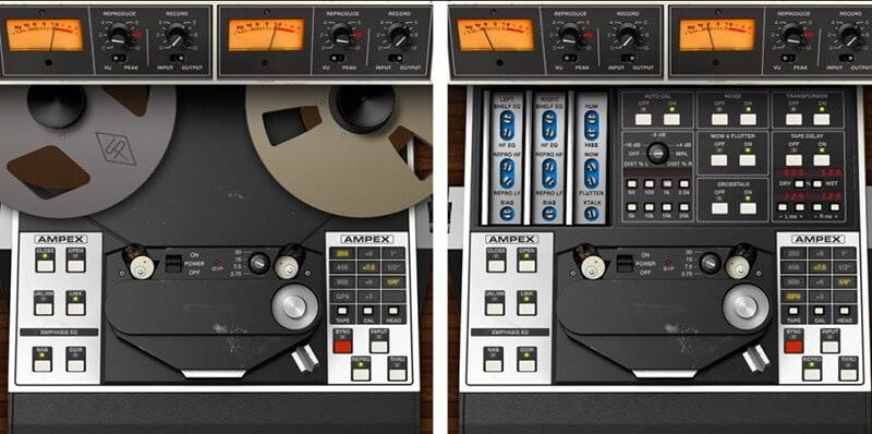 How can Tape Saturation operate