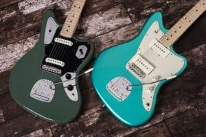 Jaguar Vs Jazzmaster