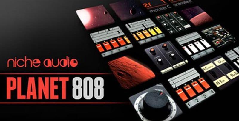 Niche Audio Planet 808