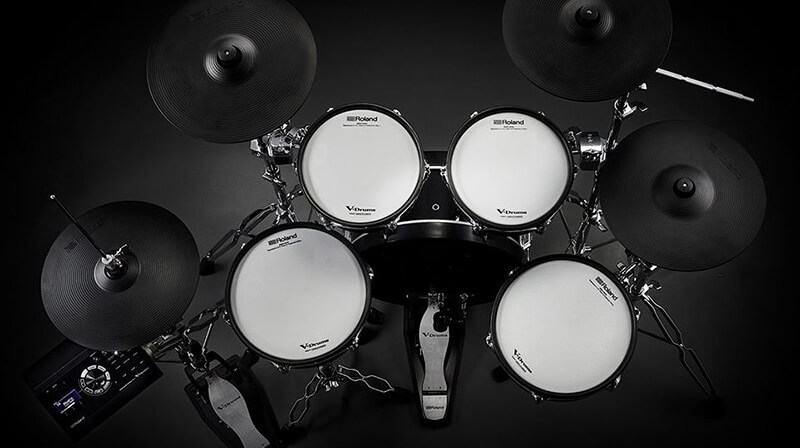 What Are The Advantages Of A Digital Drum Set