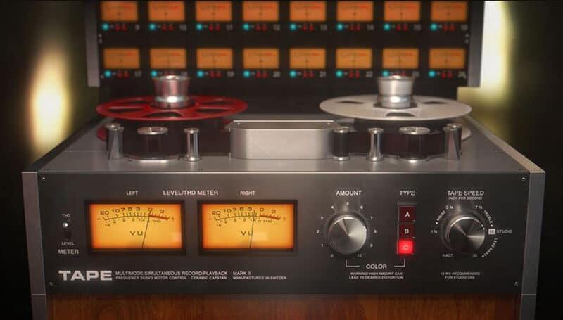 Softube Tape Machine Emulation