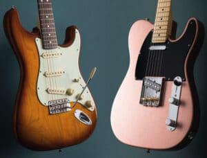 Telecaster Vs Stratocaster
