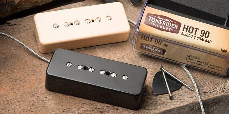 Tonerider Hot 90 Soapbar P90 Bridge Pickup
