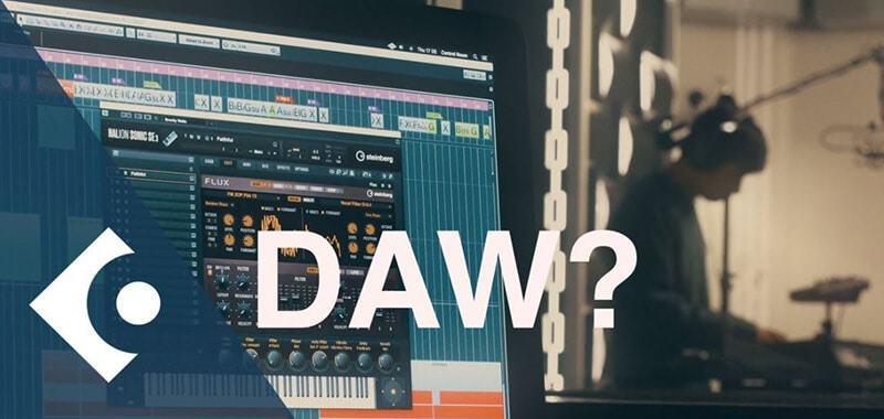 What's a DAW
