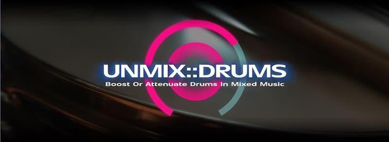 Zynaptiq UNMIX DRUMS