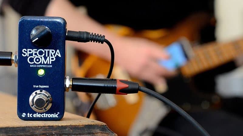 What Exactly Does A Bass Compressor Pedal Do