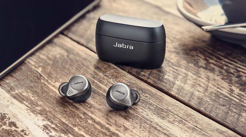 Jabra Elite 75t Bass Earbuds