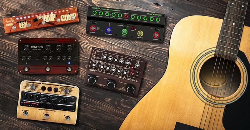 Best Guitar Pedals 2021: Top Full Review, Guide