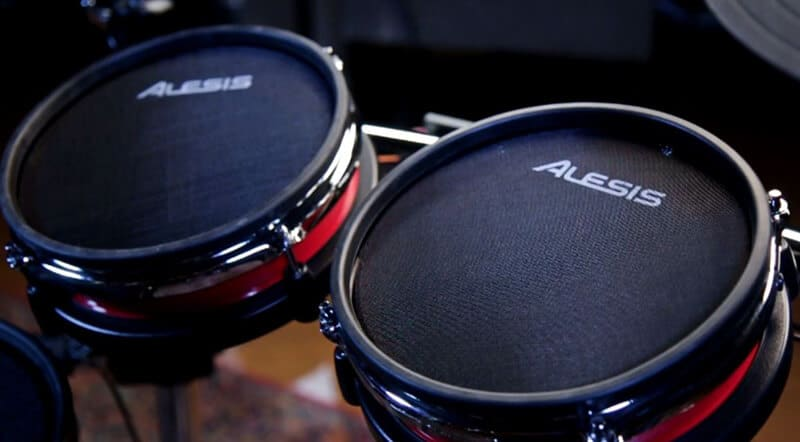 Features Of This Alesis Surge Mesh Kit Box