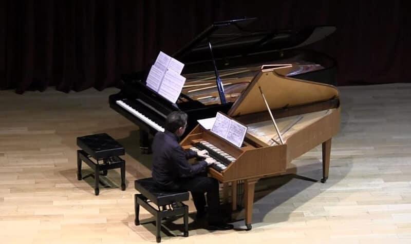Harpsichord Vs Piano