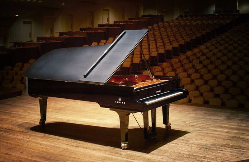Origin of the Baby Grand and Grand Piano