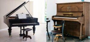 Upright Vs Grand Piano