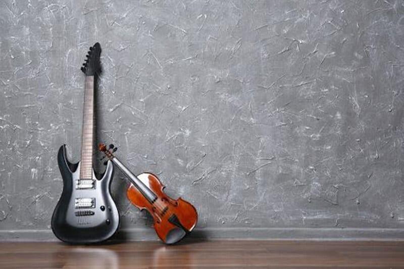Violin Vs Guitar