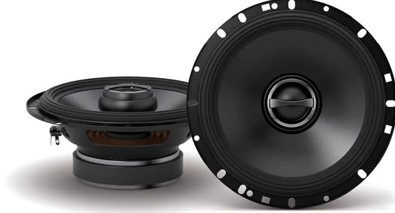 What Are Coaxial Speakers