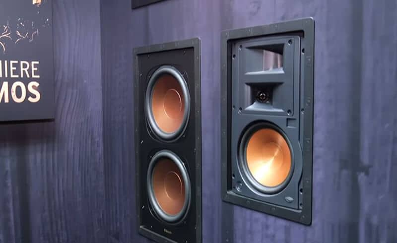 What To Look For In An In-Wall Speaker