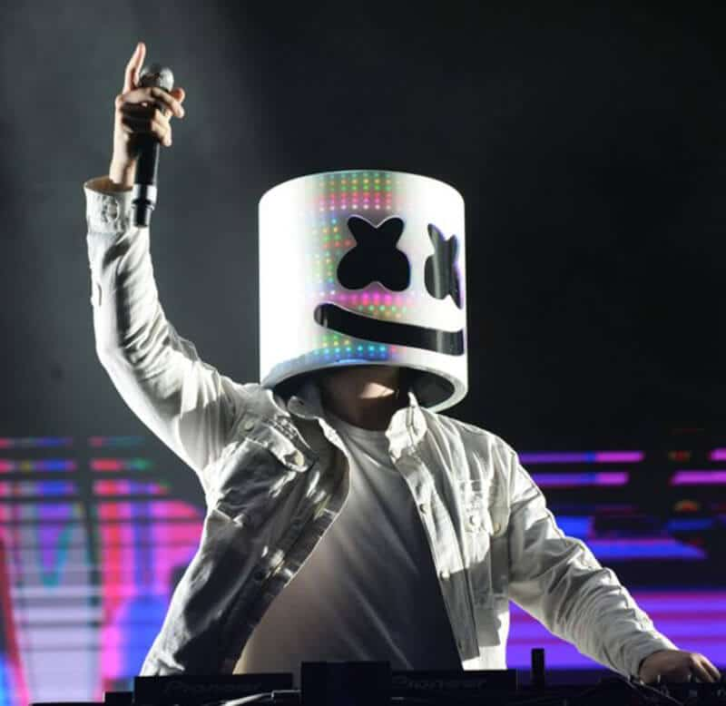 Will The Actual Marshmello Please Stand Up