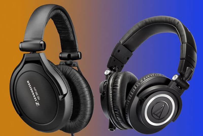 Audio Technica Vs Sennheiser 2020 Top Full Review, Guide