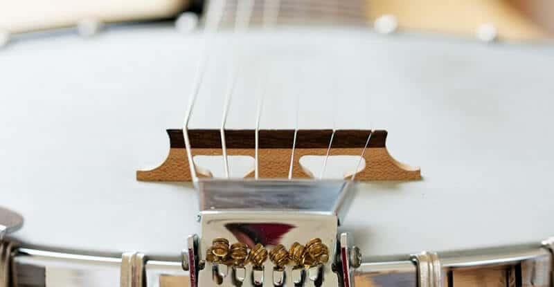 Banjo Strings Materials (1)