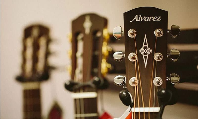 Best Alvarez Guitar Brands