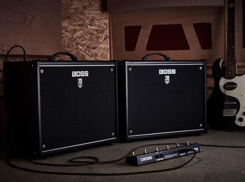 Boss Katana 50 Guitar Amplifier Review