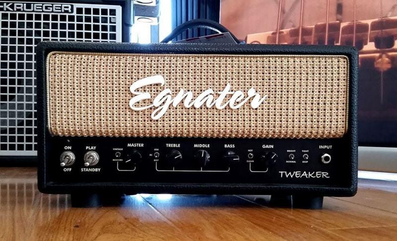 Egnater Tweaker 15 Review