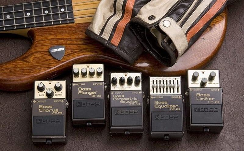 Features To Consider While Purchasing The Best Bass Multi-effects Pedal