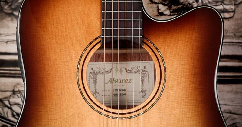 History Of Alvarez Guitars
