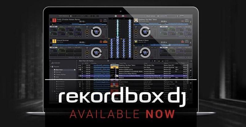 History Of Rekordbox