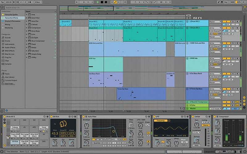 Recording and Editing