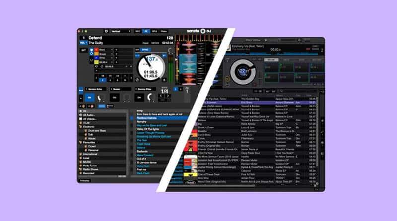 Rekordbox DJ vs Serato Comparision