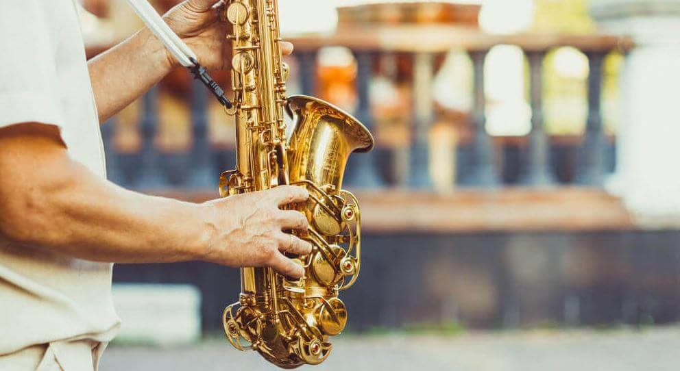The Alto Saxophone