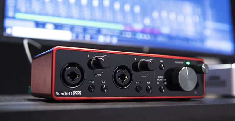 Things To Consider When Purchasing Audio Interface Under $500