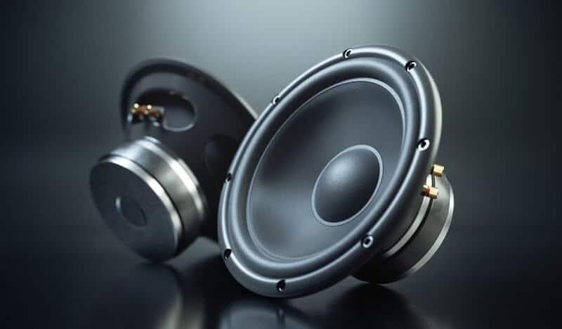 Types Of 4x6 Speakers