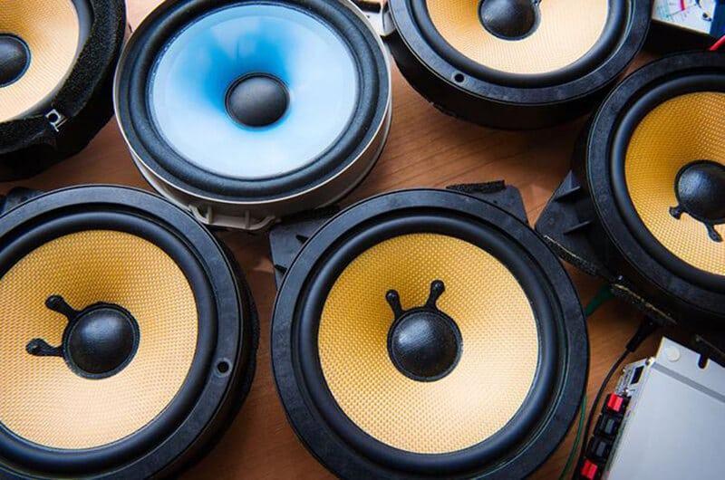 Types Of 5×7 Speakers