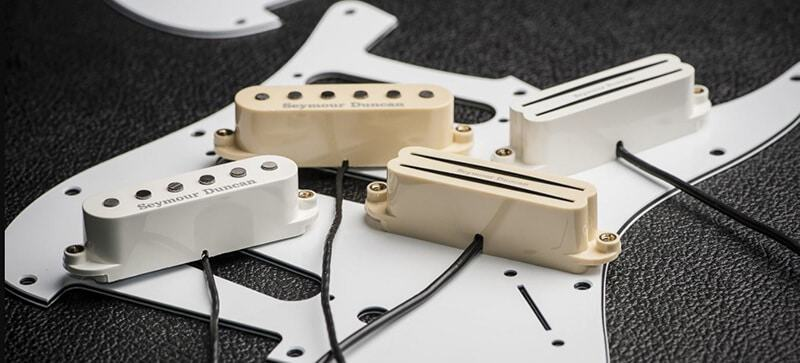 What Are Single-coil Pickups