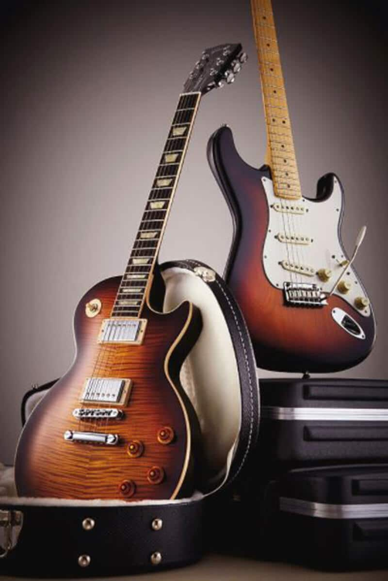 What Is The Difference Between Fender And Gibson Guitars