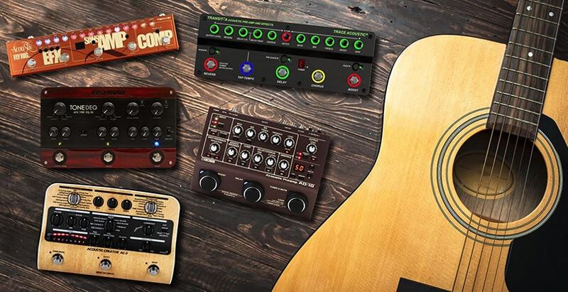 What's the Acoustic Guitar Preamp