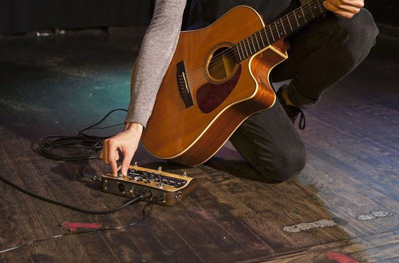 best acoustic guitar preamps 2021